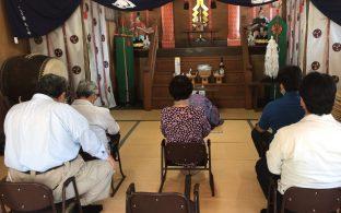 「リズナ」地鎮祭を執り行いました。(宇部市)
