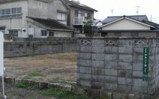 【物件No.1-② 売土地】山陽小野田市中央二丁目