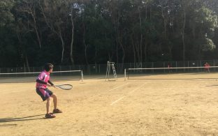 第6回嶋田工業カップ高等学校ソフトテニス大会が開催されました!