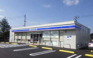 ローソン小野田中川三丁目店がリニューアルオープンします!