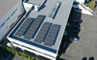 産業向け、初期投資不要ソーラーシステム